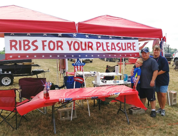 Ribs For Your Pleasure Banner