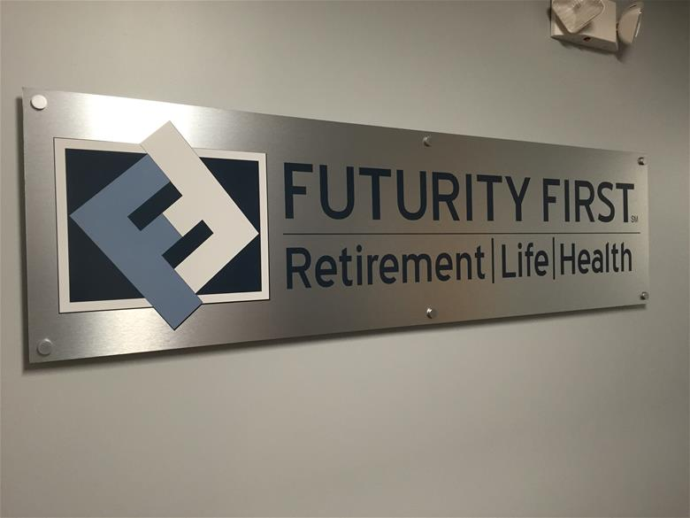 Futurity First Business Signage