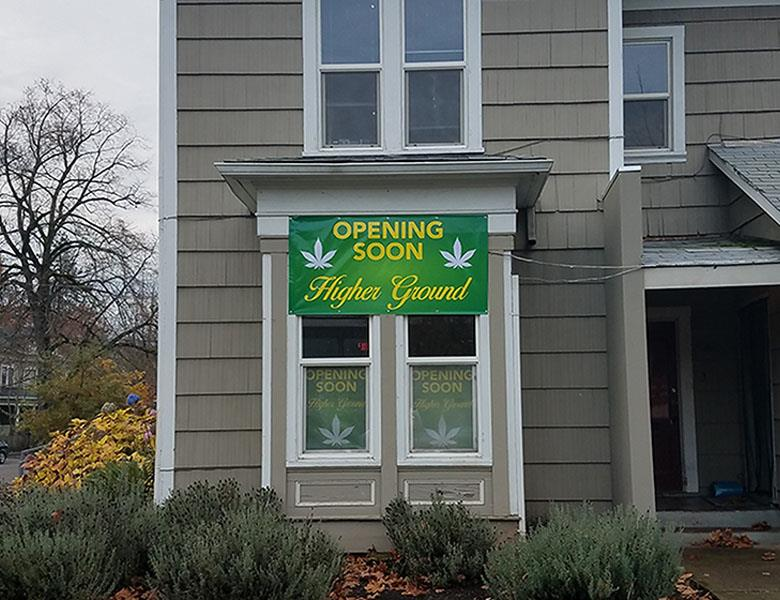 Higher Ground Opening Soon Banner