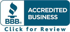 BBB Accredited Business since 05/22/2013