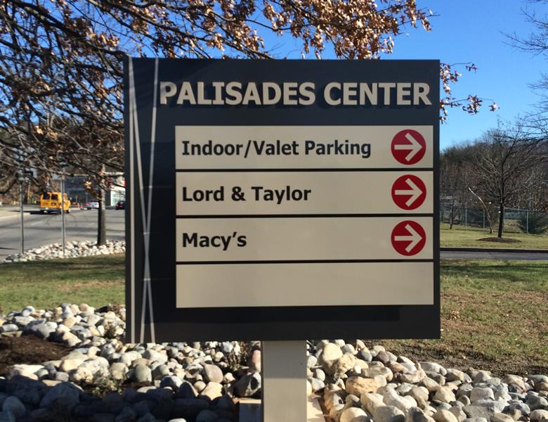 Commercial Directional Signs