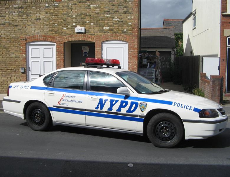 Police and emergency vehicle car graphics
