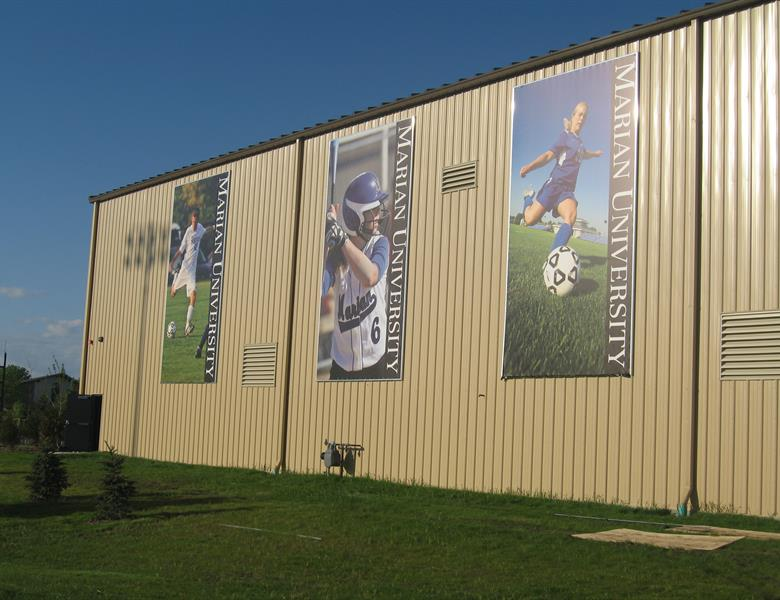 Athletic Facility Banners