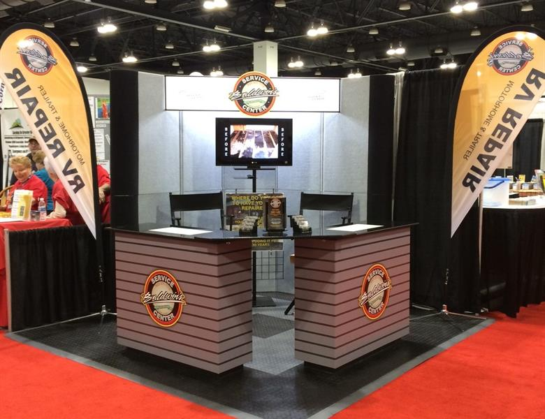 Custom Trade Show Graphics